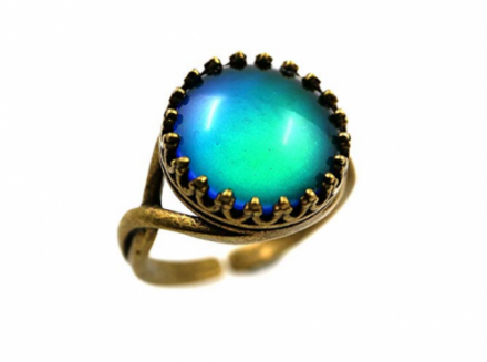 Ms.Iconic Vintage Style Ring