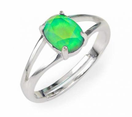 Fun Jewels Minimalist Ring in Silver