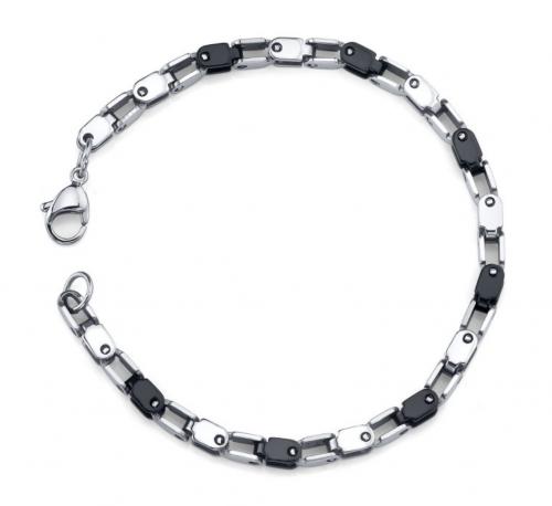 Ruby & Oscar Men's Link Bracelet