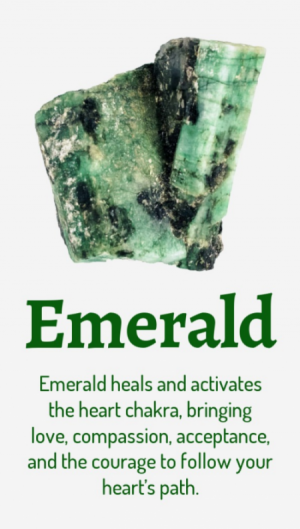 Emerald stone meaning