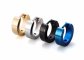 Jstyle Stainless Steel Small Hoop Earrings