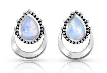 10 Superb Moonstone Earrings!