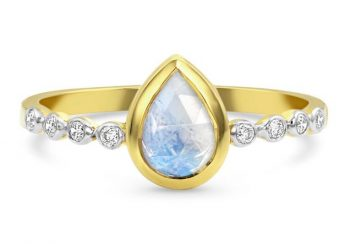 We Think Moonstone Engagement Rings are Beautiful & Affordable: Check Our Fave 10
