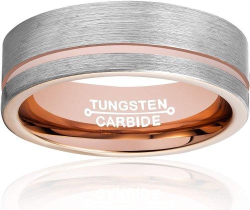 FCL Tungsten Ring Horizontal