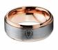 Zealot Jewelry 18k Rose Gold Ring