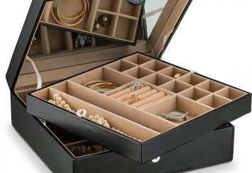 The Cutest Jewelry Boxes For All Your Bling!