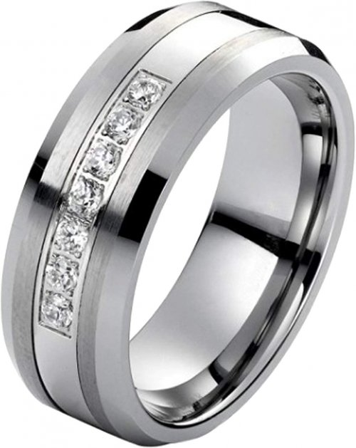 AX Jewelry Carbide Diamond Ring Collection