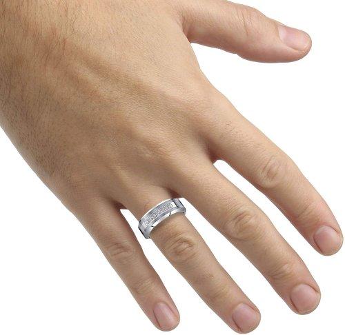 AX Jewelry Carbide Diamond Ring Model