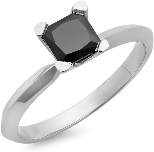 Dazzlingrock Collection Solitaire Ring