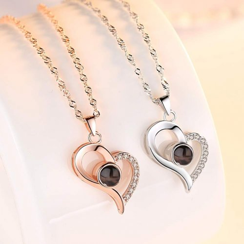 Two necklaces