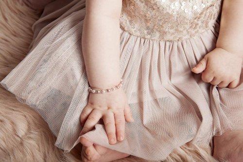 Elegant Baby Girl Bracelet Model