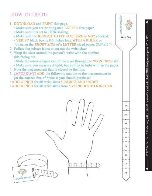 Elegant Baby Girl Bracelet Info
