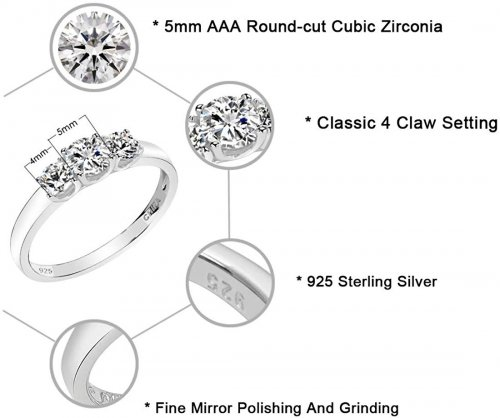 Silver ring info