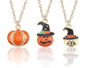Halloween Jewelry Special: Halloween Earrings, Rings, Bracelets, and Sets!