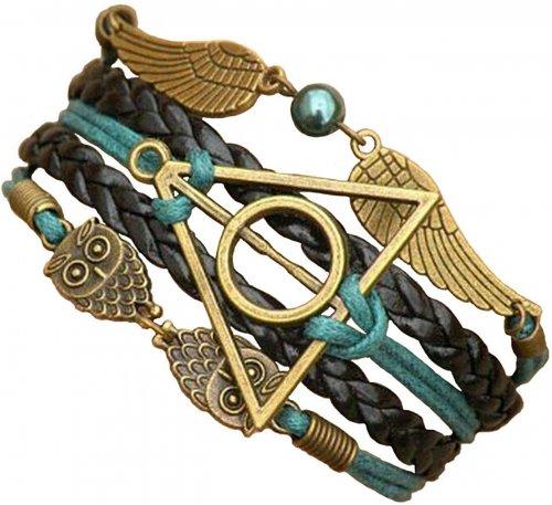 Joyplancraft Owl Wings Bracelet