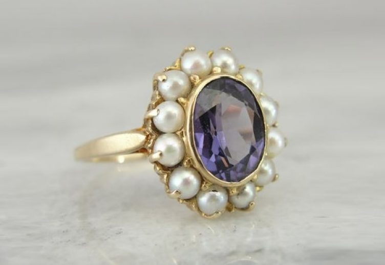 June Birthstone Alexandrite & Pearl Color |Alexandrite Birthstone Month