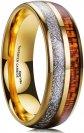 King Will Meteor Men Wedding Ring