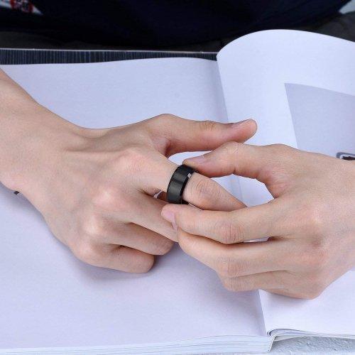 King Will BASIC Tungsten Ring Model