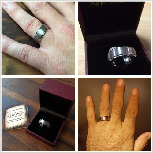 Collection ring size