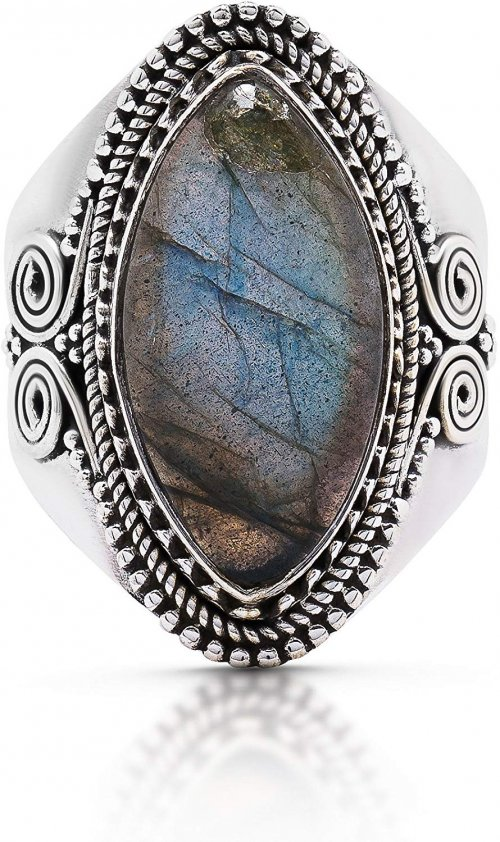 Koral Jewelry Gipsy Ring Side