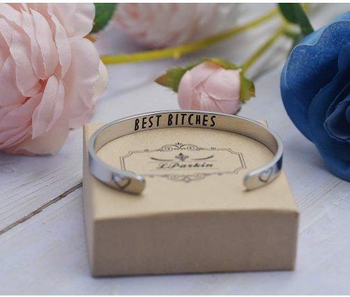 LParkin Friendship Bracelet Collection