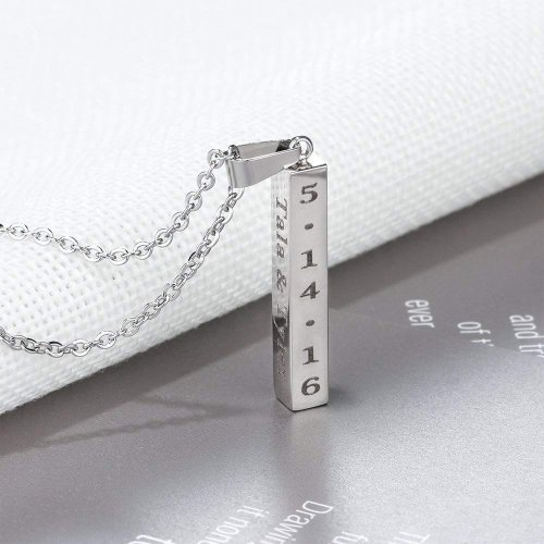Love Jewelry Stainless Steel Necklace Collection