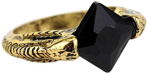 Magical Jewelry Gift Co. Marvolo Gaunt Signet Horcrux Ring