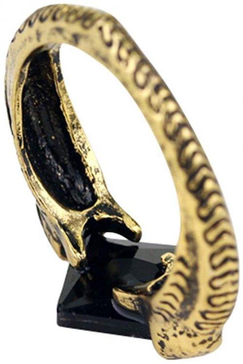 Harry Potter horcrux ring Side