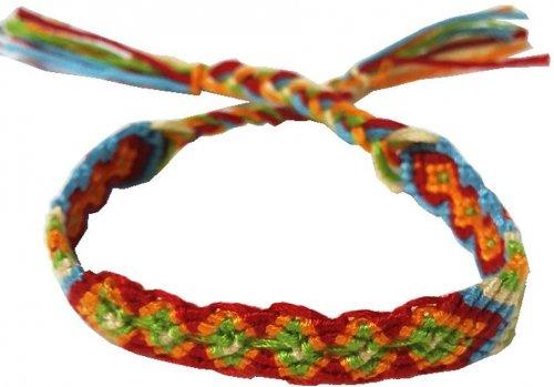 Rimobul Nepal Woven Friendship Bracelets 1
