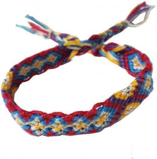 Rimobul Nepal Woven Friendship Bracelets 2
