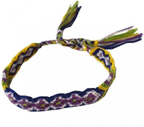 Rimobul Nepal Woven Friendship Bracelets 3