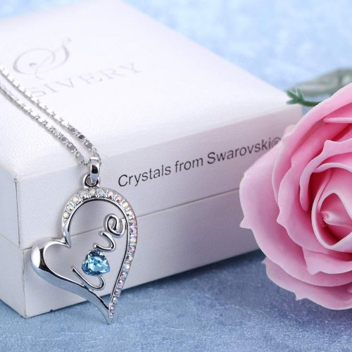 SIVERY Necklace Pendant Box