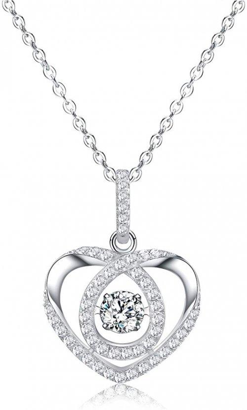 Sable Pendant Necklace