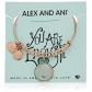 Alex and Ani 'Words are Powerful You are Enough' Bangle