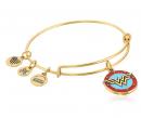 Alex and Ani Wonder Woman Logo  Bracelet