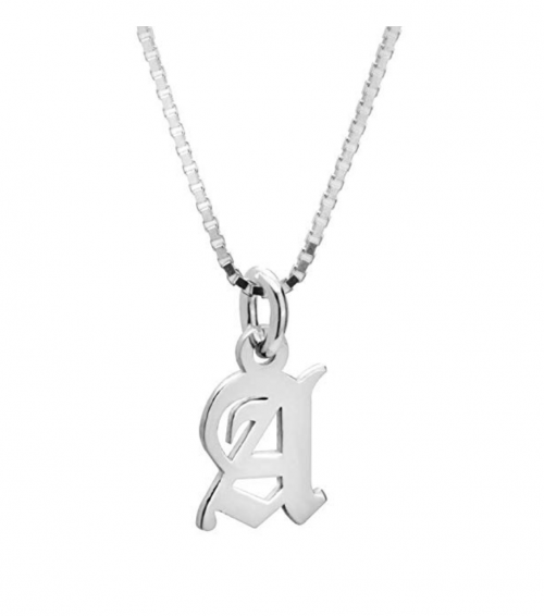 1. oNecklace - Old English Font
