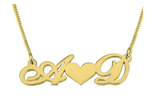 HACOOL Heart Necklace