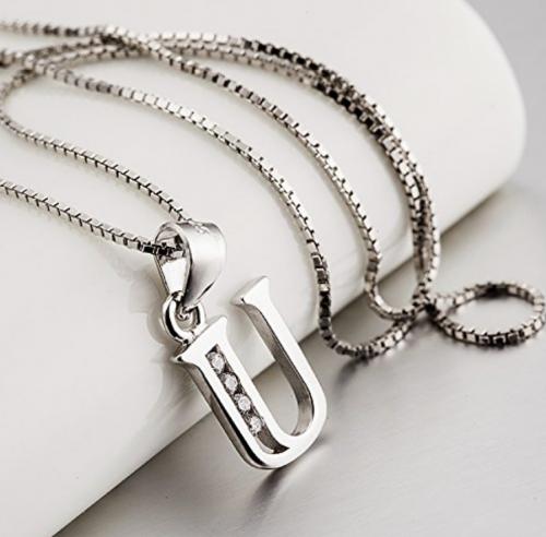 Alphabet Jewelry