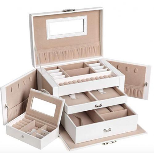 SONGMICS Jewelry Box