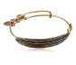 Woman's Quill Feather Bangle