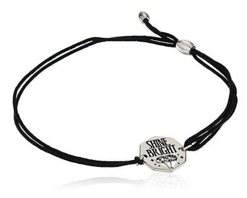 Alex and Ani Kindred Cord, Shine Bright, Sterling Silver Bangle Bracelet