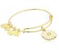 Charity by Design Daisy Bangle Bracelet