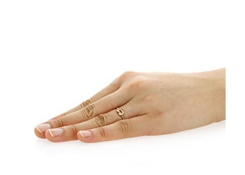 Celtic Love Knot Promise Ring