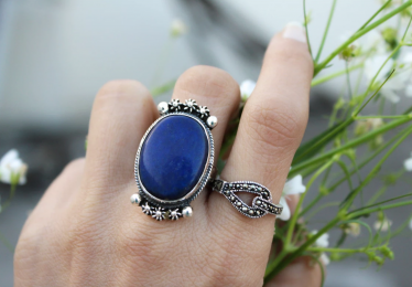 A Killer Lapis Lazuli Ring Selection