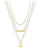 Wistic Bar Layered Necklace