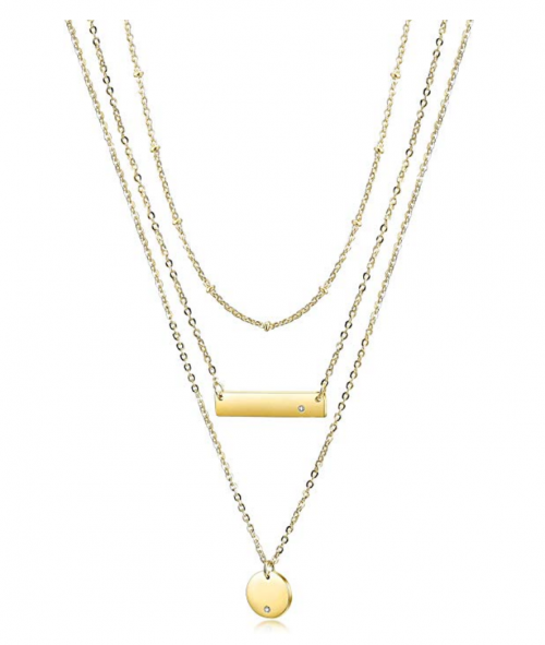 Wistic necklace set
