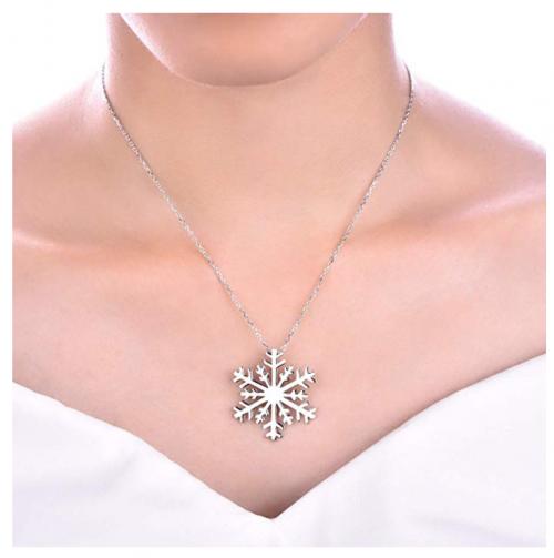 JO WISDOM winter necklace