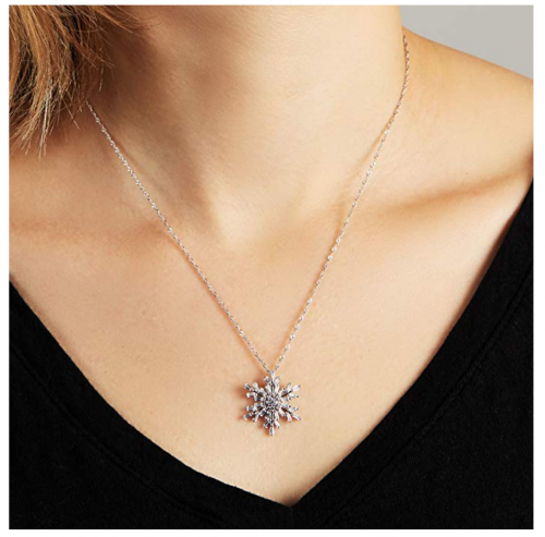 Finecraft winter necklace
