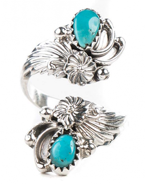Turquoise Skies Natural Turquoise Ring