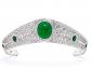 Sepbridals Vintage Austrian Crystals Bridal Crown